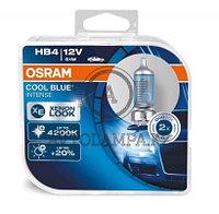 9006CBI-HCB Лампа 4200К HB4 12V 51W P22d COOL BLUE INTENSE уп.2шт