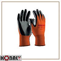 Перчатки с нитриловым покрытием (240)