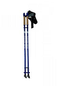 Палки для скандинавской ходьбы Nordic pro Blue