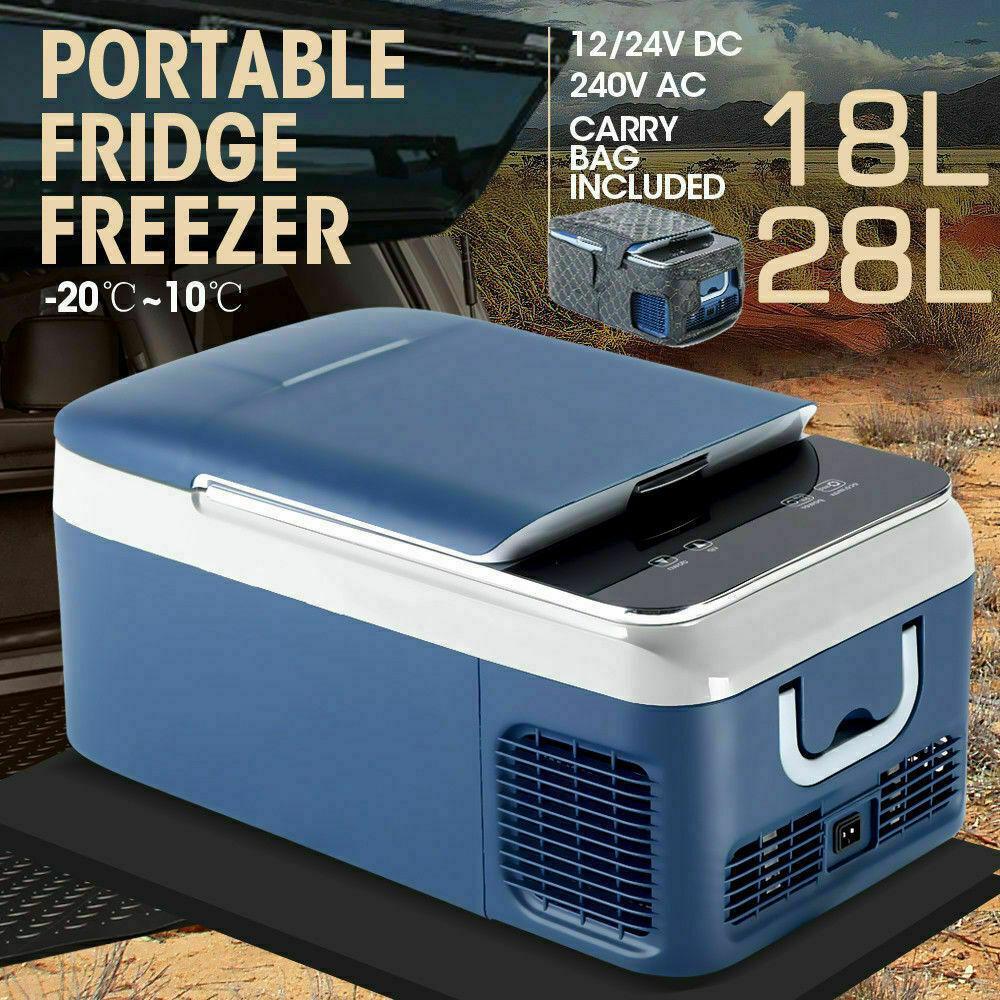 Автохолодильник 20 л (компрессорный) автоморзильник - фото 2