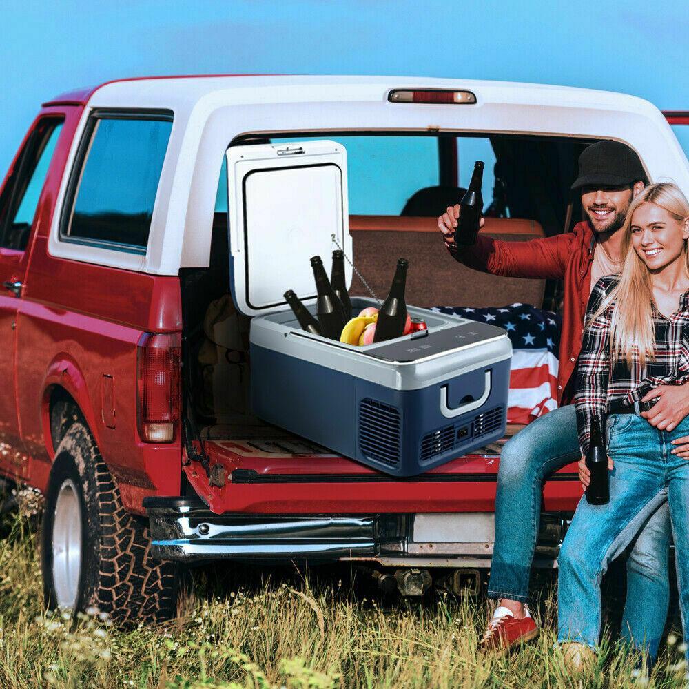 Автохолодильник 20 л (компрессорный) автоморзильник - фото 6