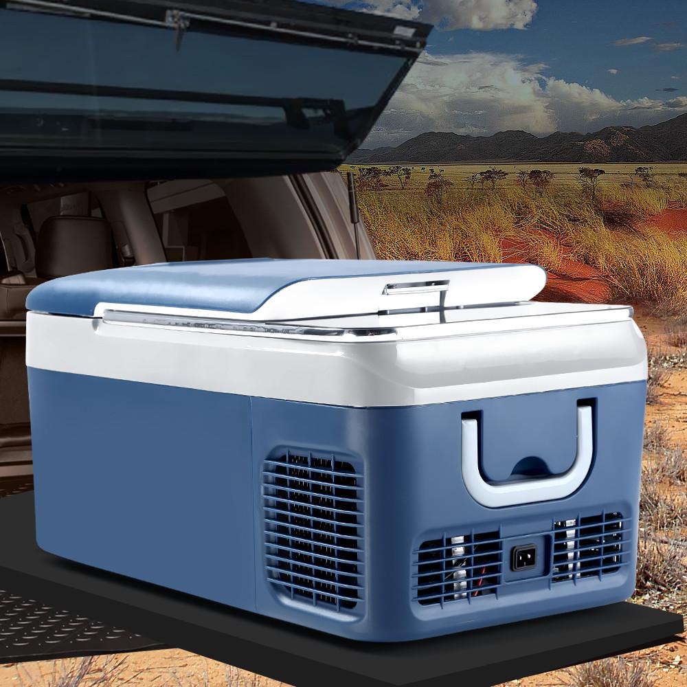 Автохолодильник 20 л (компрессорный) автоморзильник - фото 7