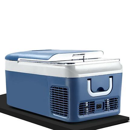 Автохолодильник 18 л  (компрессорный) автоморзильник, фото 2