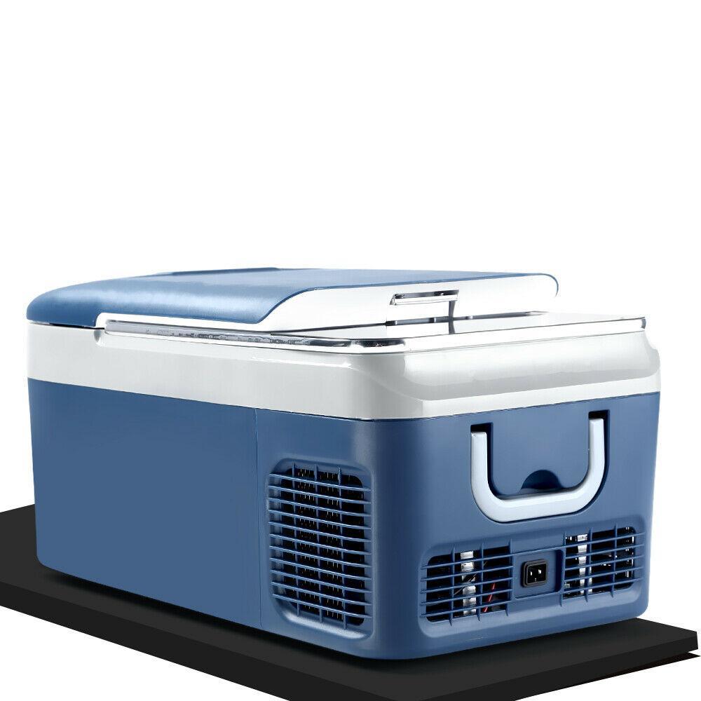 Автохолодильник 20 л (компрессорный) автоморзильник - фото 1