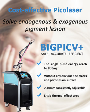 Bigpic V + Cost-пикосекундный лазер, фото 2