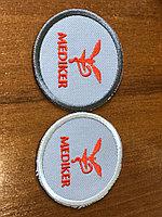 Изготовление эмблем, шевронов и нашивок, брендирование, нанесение логотипов
