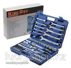 Инструменты KING ROY 82 Предметов, фото 2