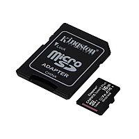 Карта памяти Kingston SDCS2/16GB Class 10 16GB + адаптер