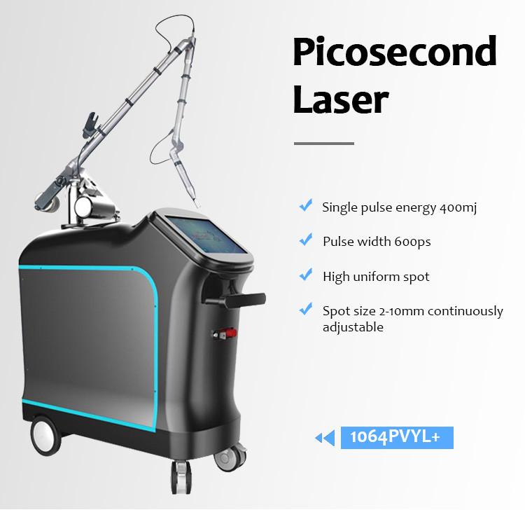 Аппарат 1064nm & 532nm Picolaser / Picosecond Laser