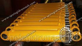 Гидроцилиндр опор экскаватора ЭО-3323А, ЕК-14...18 ГЦ-125.80.400.670.00
