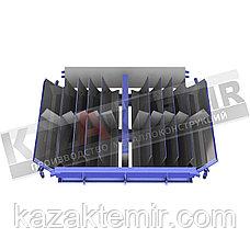 БР 1500х300х180 на 16 изделий (металлоформа), фото 3