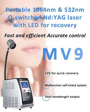 Аппарат YAG -Lazer 1064nm & 532nm Q-switched, фото 2