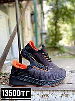 Кроссовки NB Fresh Foam Lazr черно-оранжевые