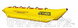Буксировочный надувной банан JOBE AQUA RIDER, 4 местный