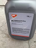 Компрессорное масло MOL Compressol R 46 AL (канистра 10 литров)