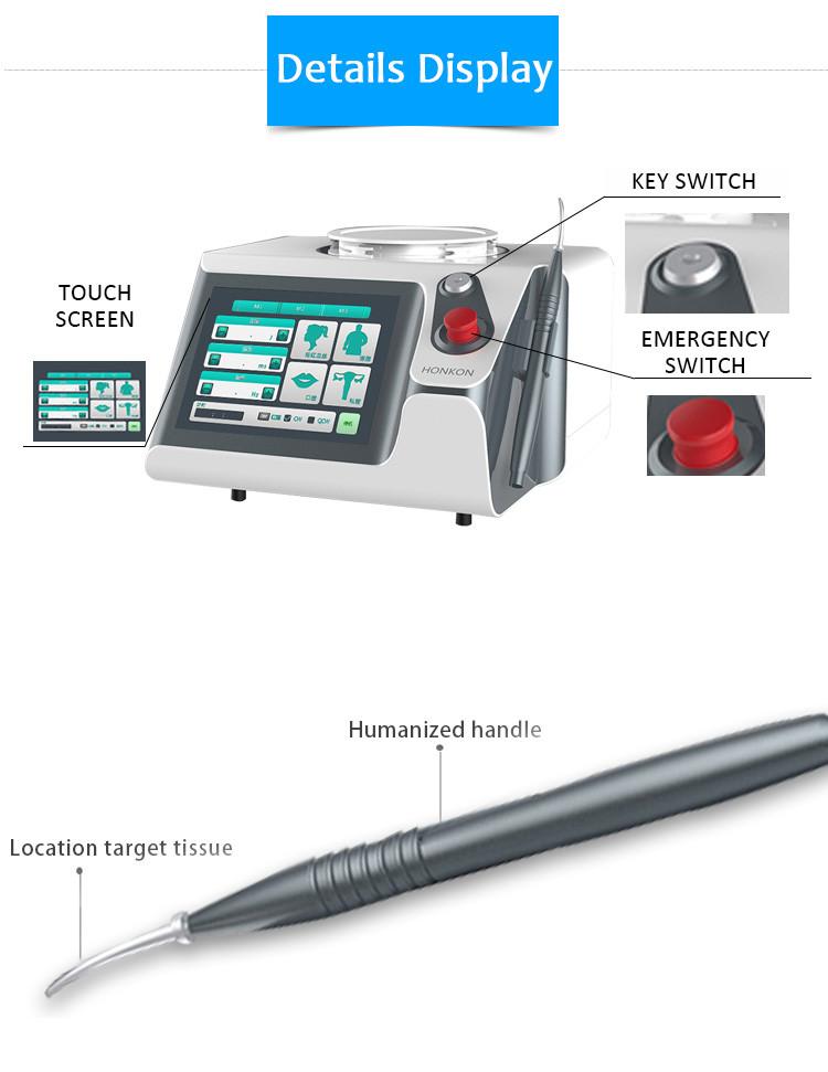 980KL 980nm диодный лазер сосудистый