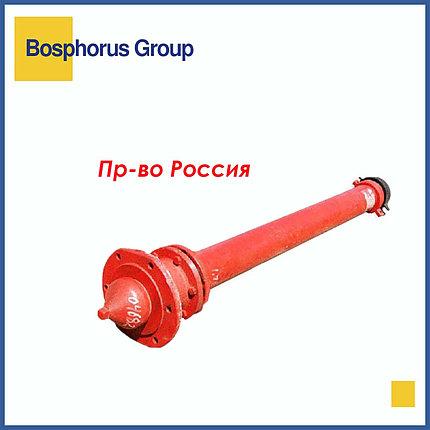 Пожарный гидрант стальной 2,25 м., подземный (Россия), фото 2