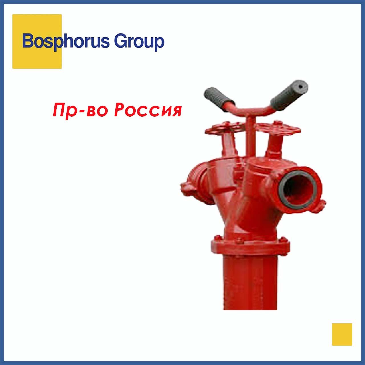 Колонка пожарная КПА, (Россия)
