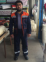 Костюм рабочий с брюками