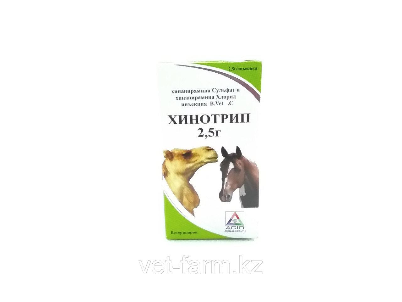 Хинотрип 2,5 гр (аналог Наганина)