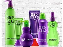 TIGI BED HEAD - Новая коллекция для кудрей.