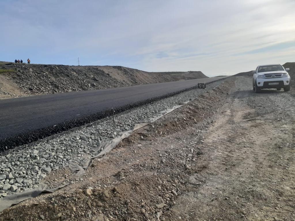 Асфальтирование дорог в Алматы 3