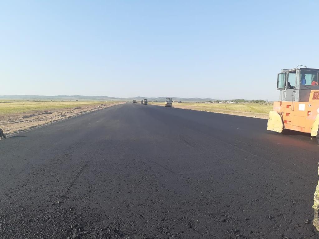 Асфальтирование дорог в Алматы 7