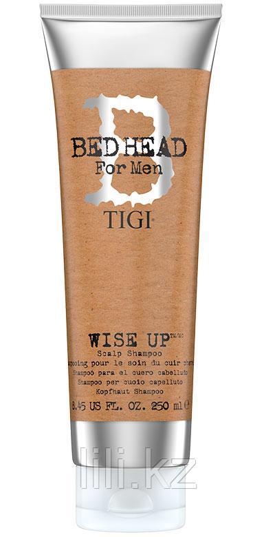 Шампунь-детокс для мужчин BED HEAD for Men Wise Up Scalp Shampoo 250 мл.