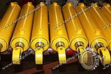 Гидроцилиндр ковша погрузчика ТО-30 ГЦ-125.55.400.860.00, фото 5