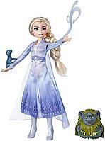 Кукла Эльза Холодное сердце 2 с фигурками героев