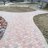 Тротуарная плитка для садовых дорожек
