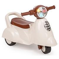 Мотоцикл-каталка Happy Baby Moppy Beige