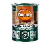 Пропитка Pinotex Aqua Protect для древесины