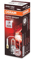 "62201SBP Лампы повышенной мощности ""H3"" 12V 100W PK22s OFF-ROAD Super Bright Premium уп.1шт."