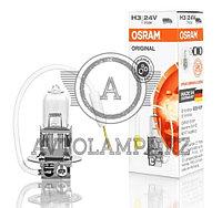 64156 Лампа качество (ОЕМ) H3 24V 70W PK22s ORIGINAL LINE уп.1шт.