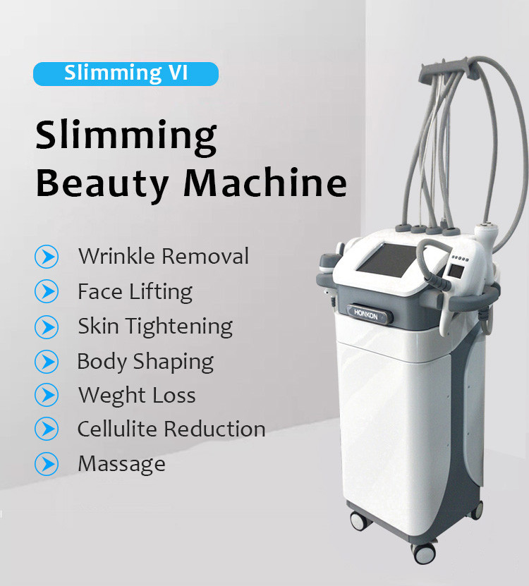 SlimmingVI вакуумная кавитация, RF