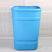 Бочка-бак пищевая «Помощник», 250 л, горловина 61 см, без крышки, цвет МИКС