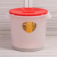 Бак пищевой «Для солений», 25 л, с гнётом