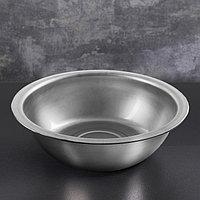 Таз 12 л, d=39,6 см, толщина металла 0,8 мм
