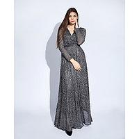 """Платье женское MINAKU """"Isabel"""", размер 46, цвет серебро"""