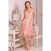 """Платье женское MINAKU """"Megane"""", размер 44, цвет розовый"""