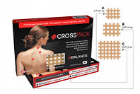 BB Tape Cross Pack, Набор кросс тейпов 3 размера в упаковке