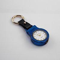 Зажигалка электронная с часами и фонарём, в подароч.коробк,USB. спираль.микс 5.5хх4.5х1.5 см