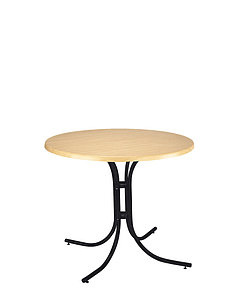 SONIA black основание стола