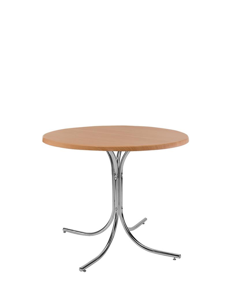 ROZANA chrome основание стола