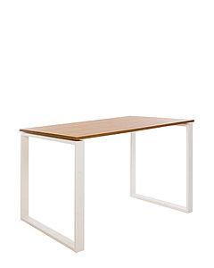 BRAVOS WHITE обеденный стол