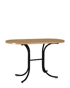 ROZANA Duo 300 black основание стола