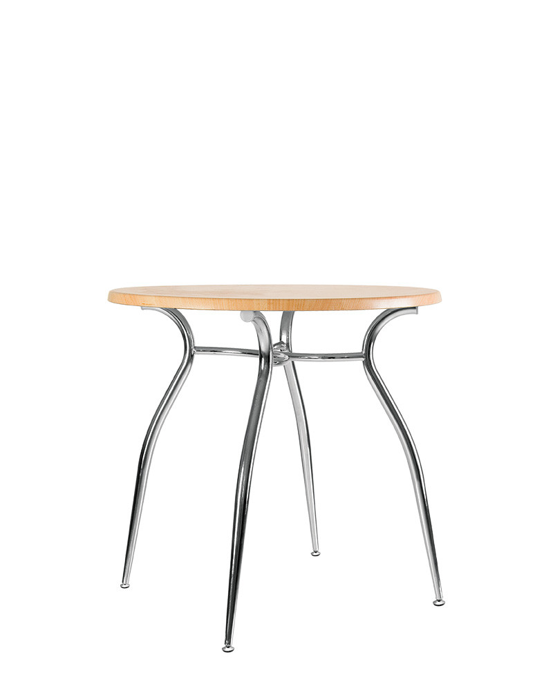 CRISTAL MA chrome основание стола