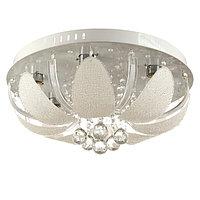 Люстра с ПДУ 52139048/6 E27 60Вт+LED подсветка 60х60х20 см
