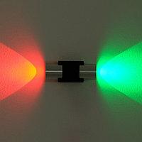 """Светильник 25049/2 """"Азариас"""" 2x1W LED 11,5x3,5x5 см"""